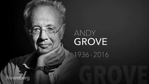 Fallece el pionero de la computación Andy Grove