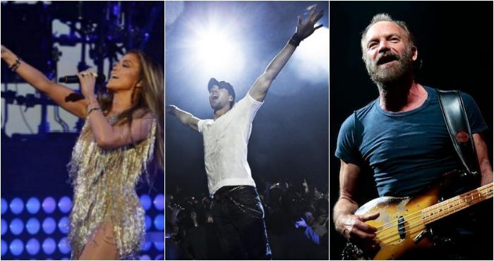 VIDEO: Magnate ruso lleva a Sting, Enrique Iglesias y Jennifer López a la boda de su hijo