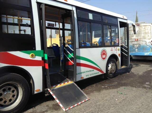 Moderno camión urbano de Aguascalientes acapara la atención en redes sociales