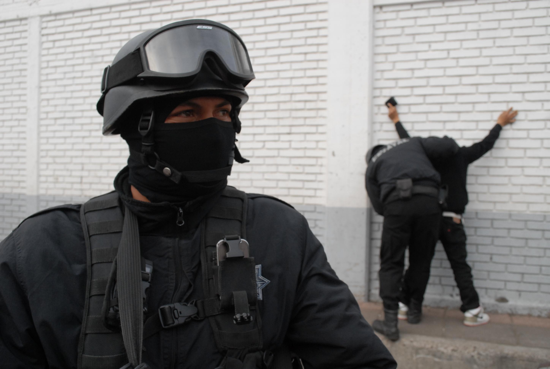 Captura la Policía Estatal a tres hondureños ilegales en San Pancho
