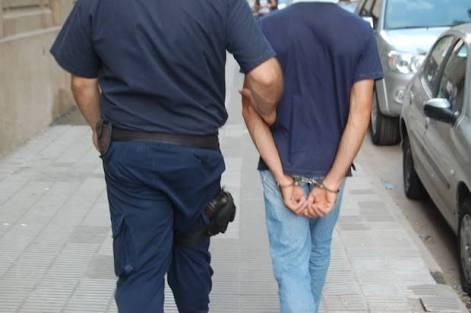 Sacan de circulación a otro ladrón de autos