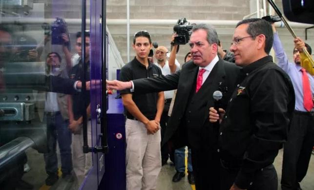 Empresas proveedoras siguen fortaleciendo al sector automotriz en Ags: CLT