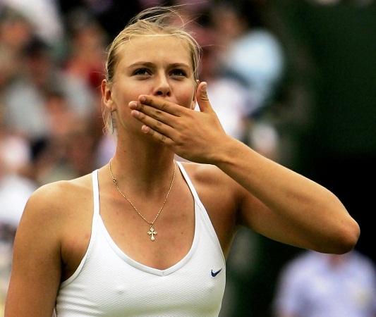 Suspenden a la tenista María Sharapova por dar positivo en exámenes antidoping