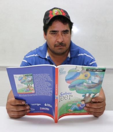 El INEPJA alfabetizó más de 16 mil personas en el 2016: Sergio Lara