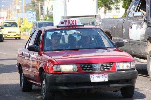 Los taxistas de Ags. los más infraccionados por la Dirección de Tránsito Municipal