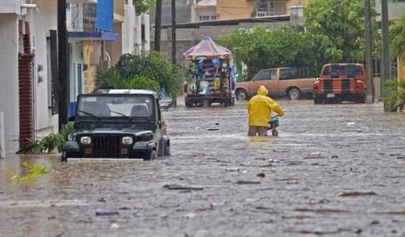 Se esperan lluvias en Aguascalientes