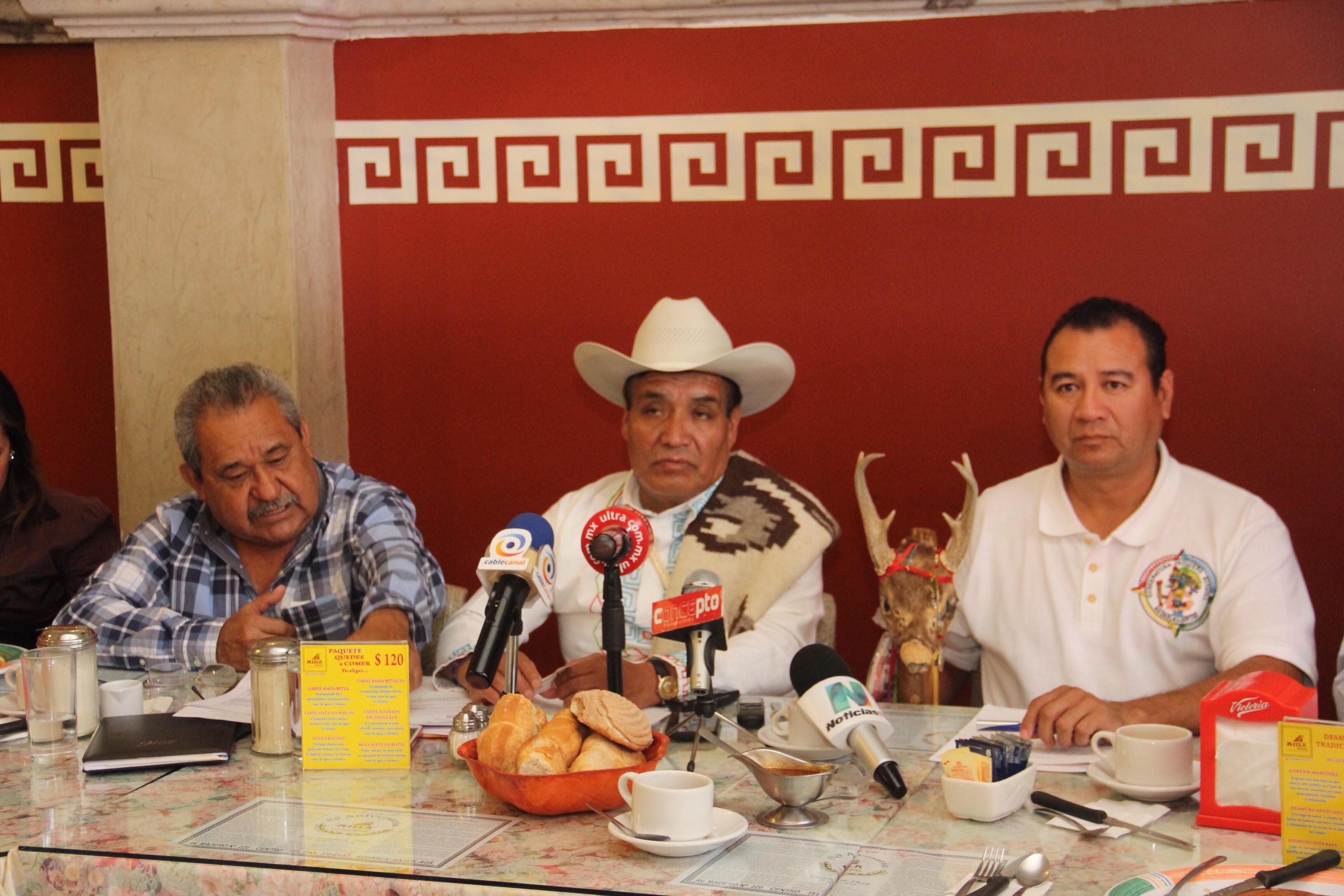 Exigen indígenas a las autoridades hacer valer sus derechos en México