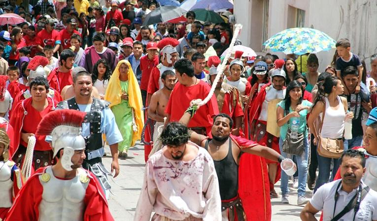 Derrama económica en Calvillo por Semana Santa