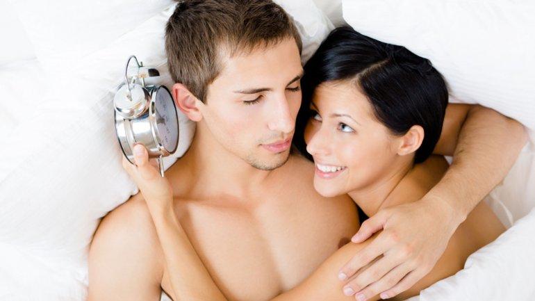 Cuánto dura una relación sexual cronometrada