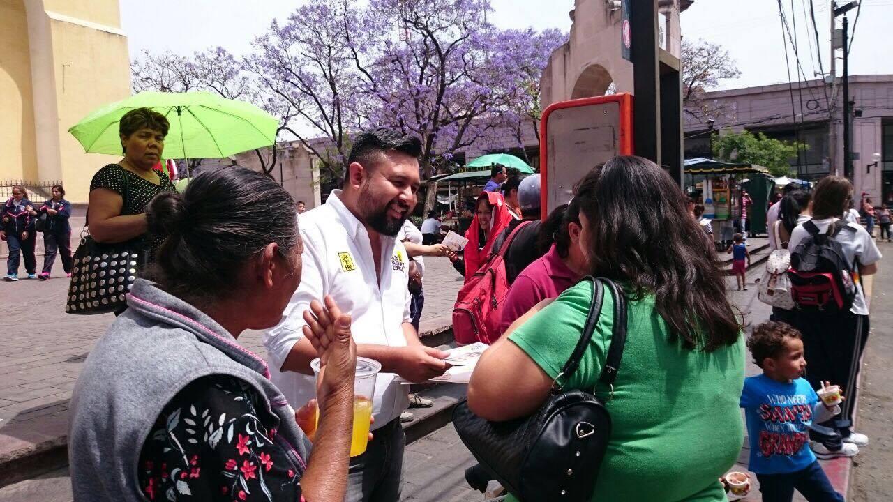 Privilegiaremos zonas sin infraestructura urbana: Alejandro Vázquez