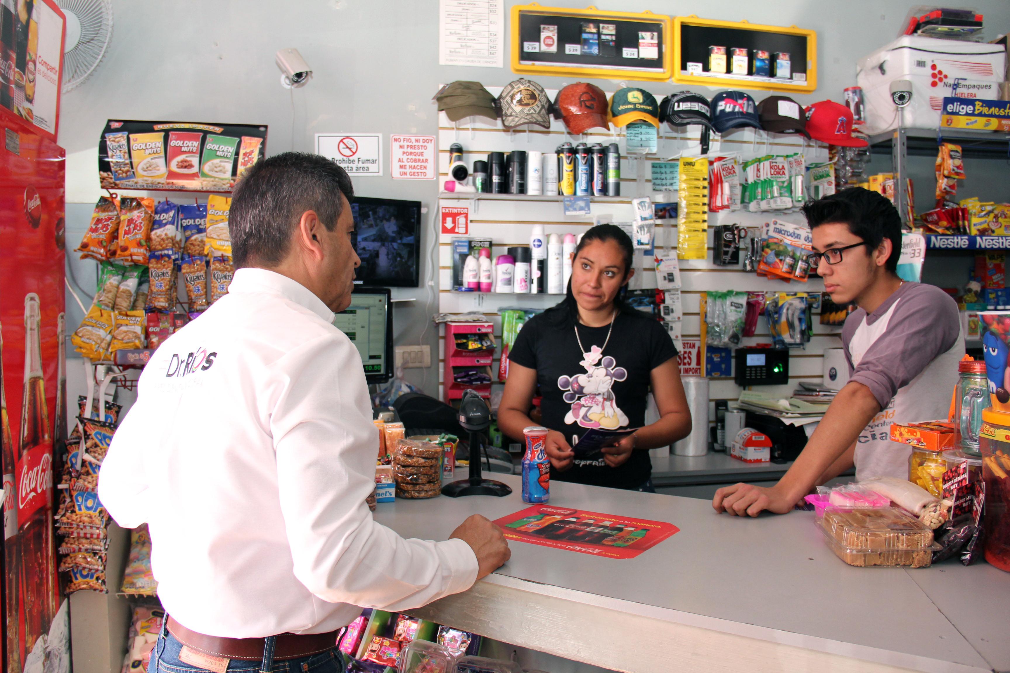 Serán los ciudadanos quienes decidan qué obras necesitan: Dr Ríos
