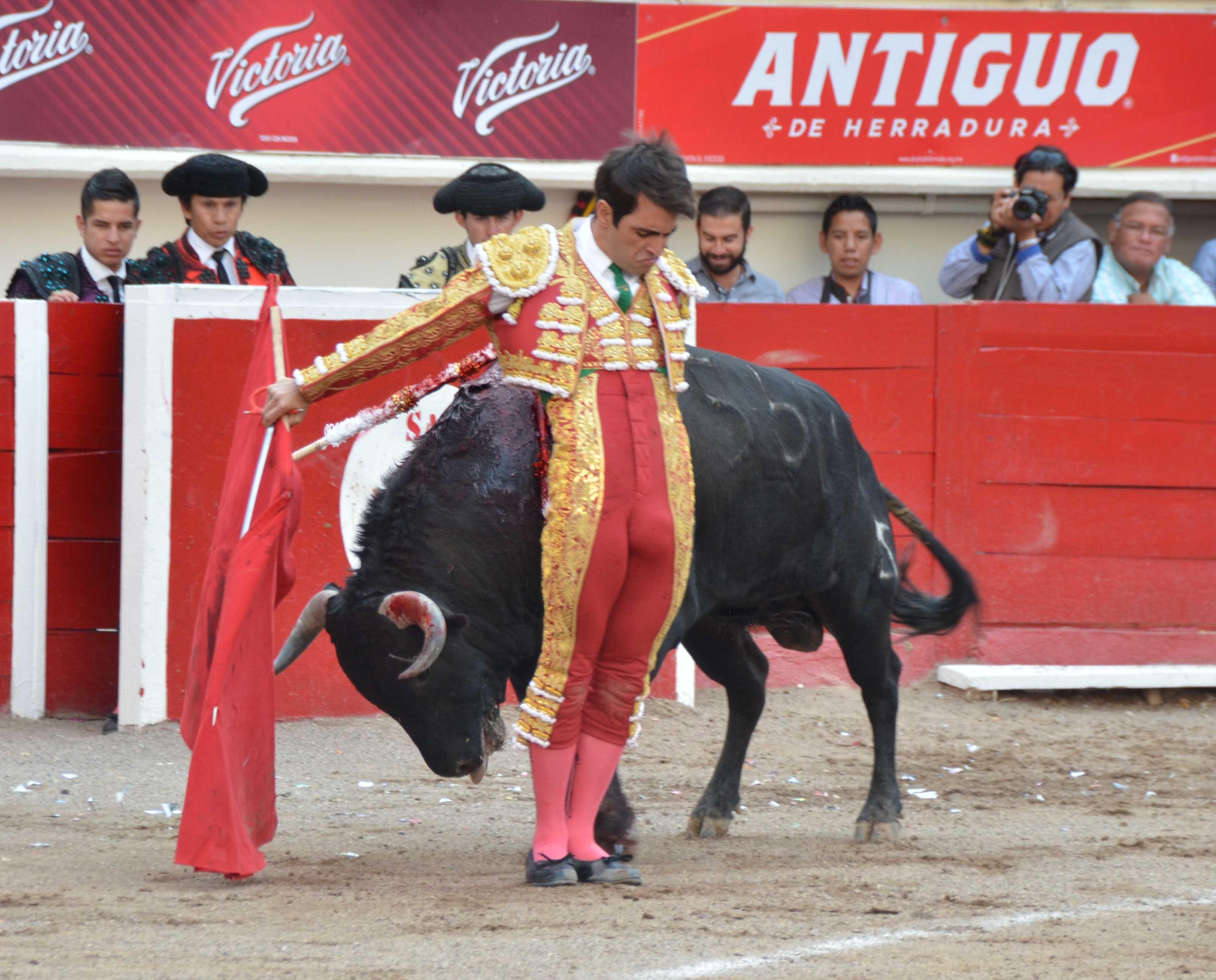 Vergüenza dio encierro de Bernaldo de Quiros en la 1a corrida de la FNSM