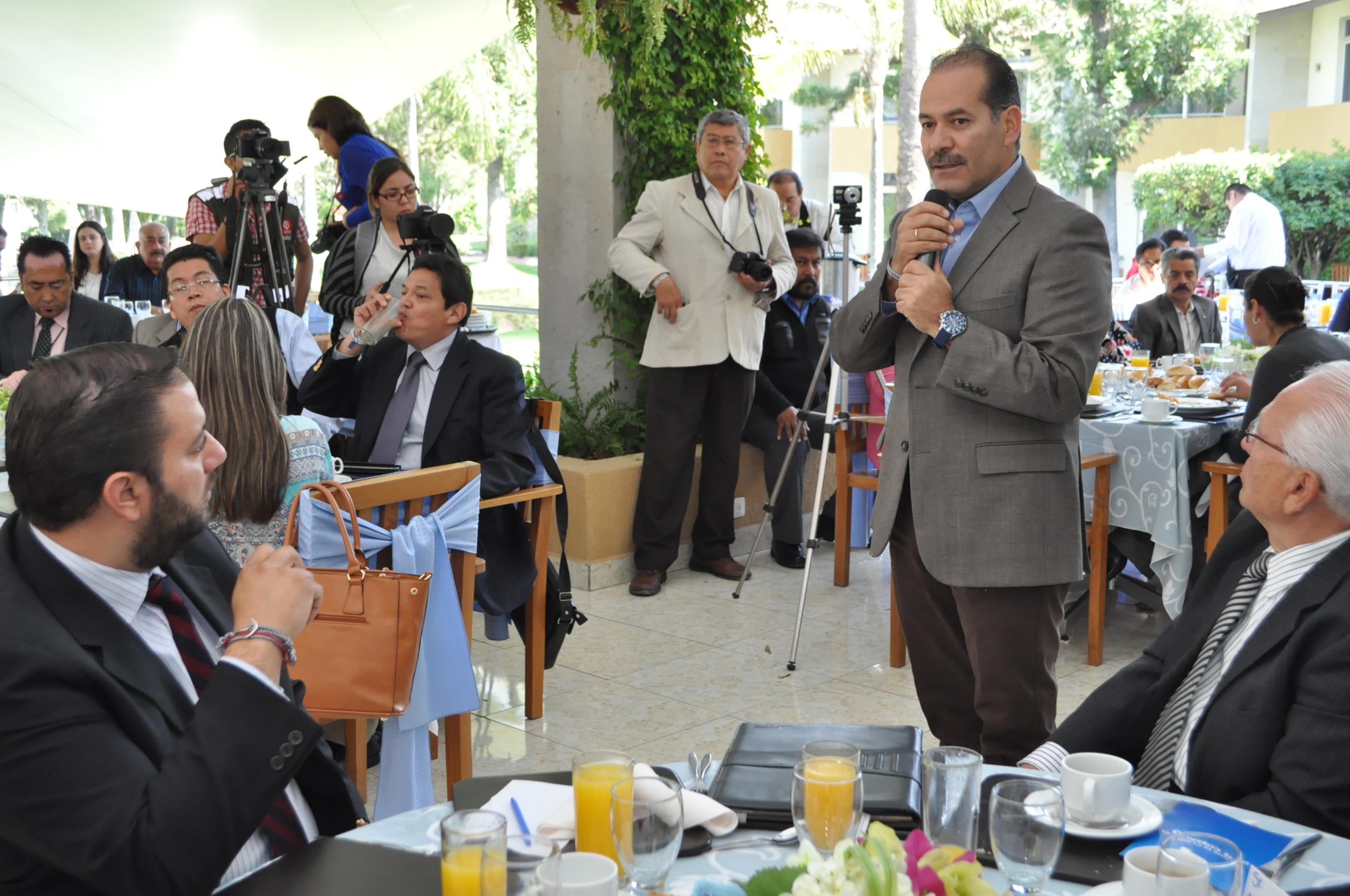 Martín Orozco proyecta triplicar el fondo de promoción turística en Ags