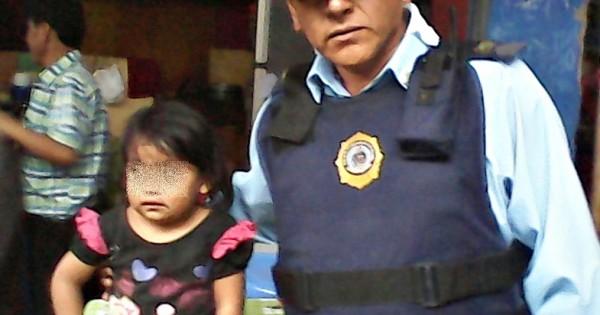 Localizan a niña de 5 años extraviada en Aguascalientes