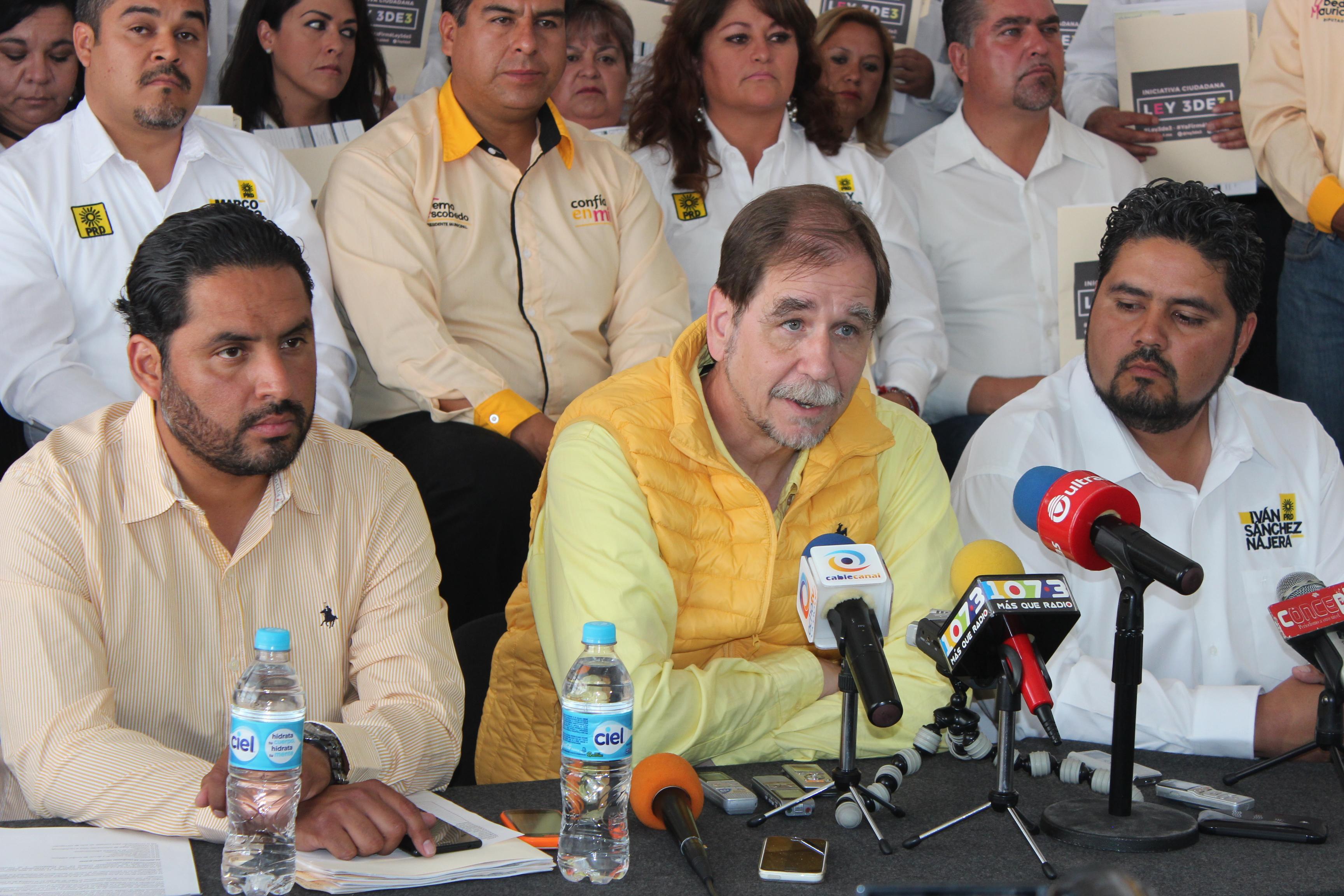 """Veracruz y Quintana Roo """"focos rojos"""" en el proceso electoral: Basave"""