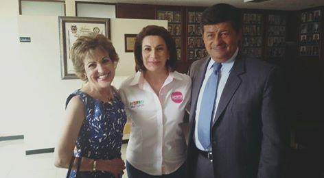Víctor Hugo Mercader sería el Srio de Seguridad Pública con Lorena Mtz