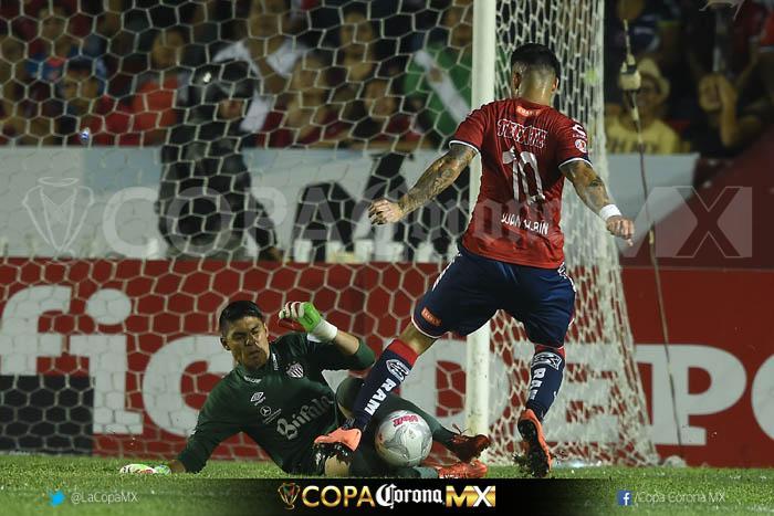 Necaxa cae en la Final de la Copa MX