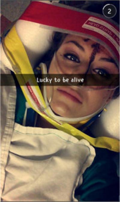 Adolescente provoca tragedia por jugar con Snapchat
