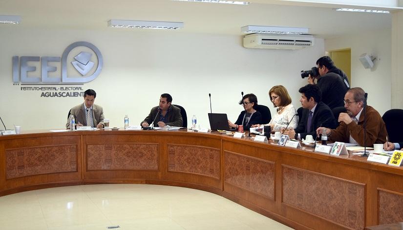 Avisora IEE que elecciones de Aguascalientes terminen en tribunales