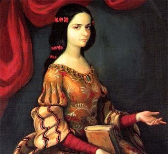 Juana Inés, una gran mujer