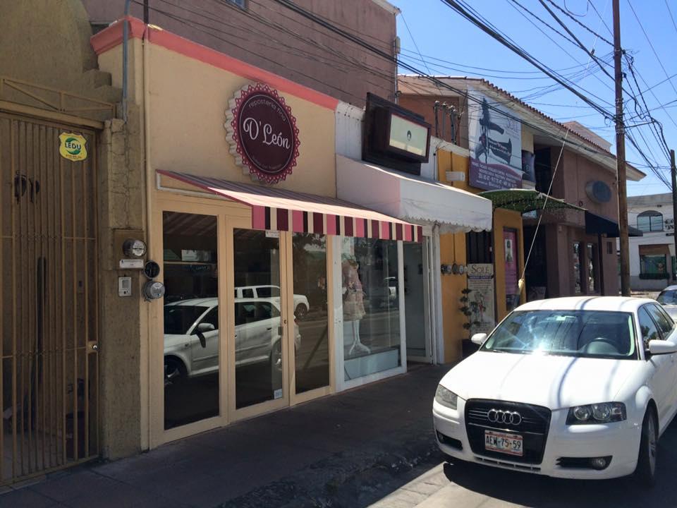 Asaltan pastelería en La Concha