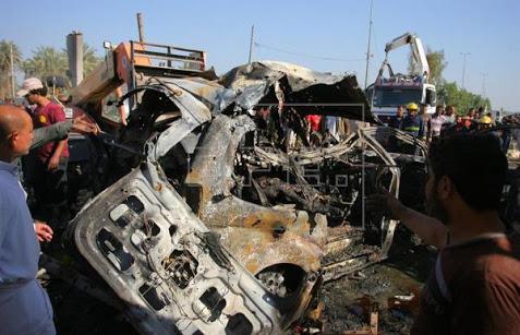 Atentado del EI en Bagdad: 24 muertos