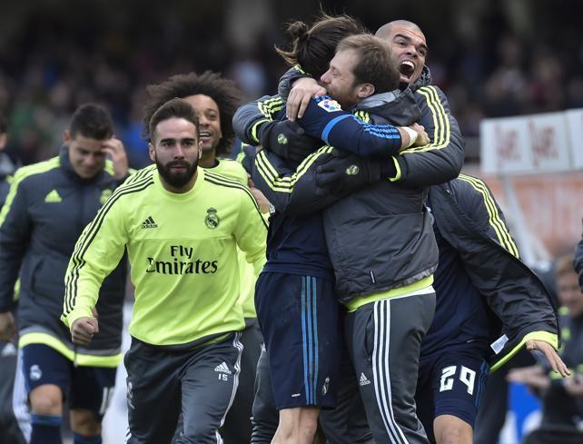 Real Madrid sigue con vida