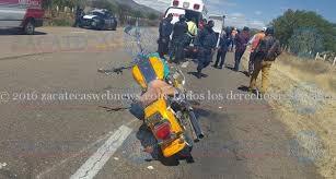 Muere en accidente candidato a diputado de Zacatecas
