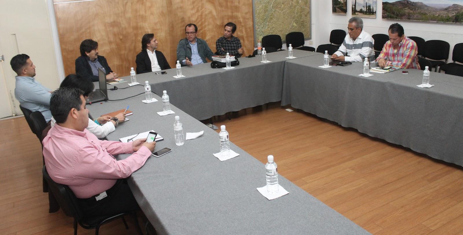 Michoacán acude a Aguascalientes para conocer su programa de desarrollo urbano