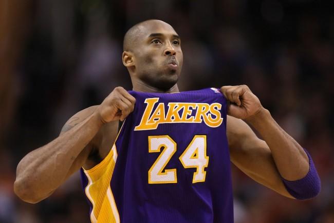 Este miércoles Kobe Bryant se retira del basquetbol profesional de la NBA