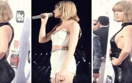 Taylor Swift, ¿se operó el trasero?