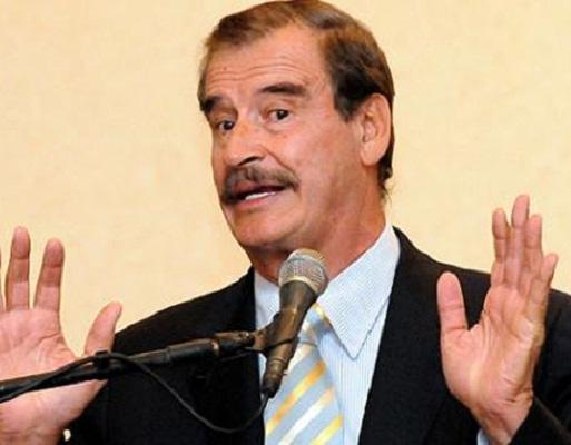 Los que quieren que renuncie a mi pensión es porque tienen envidia: Vicente Fox