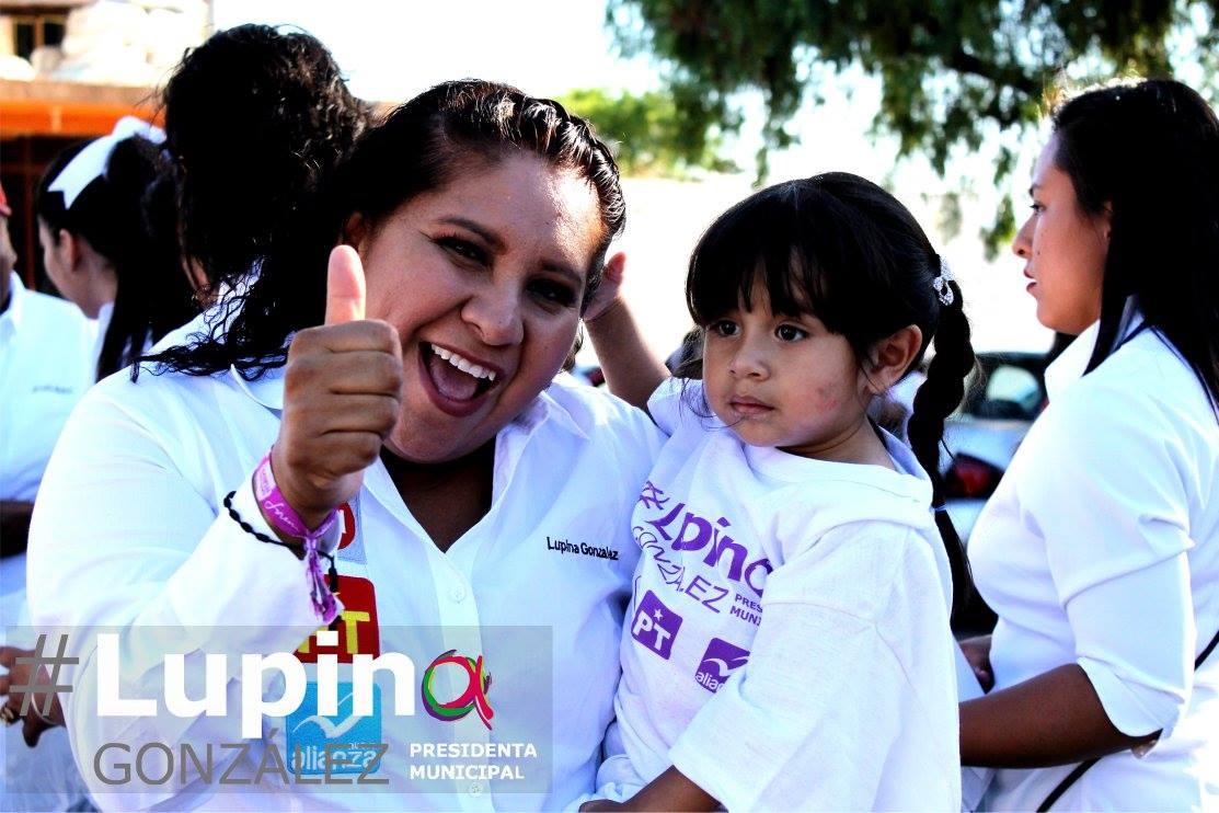 Lupina González no cobró sin trabajar, fue un error administrativo: PRI