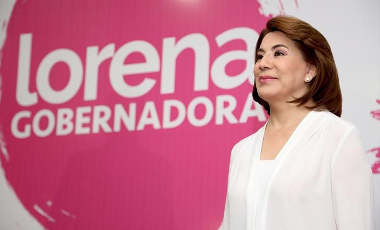 TRIFE deja en suspenso multa para Lorena Martínez