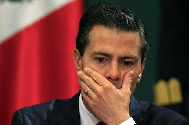 Regresa EPN a México tras gira