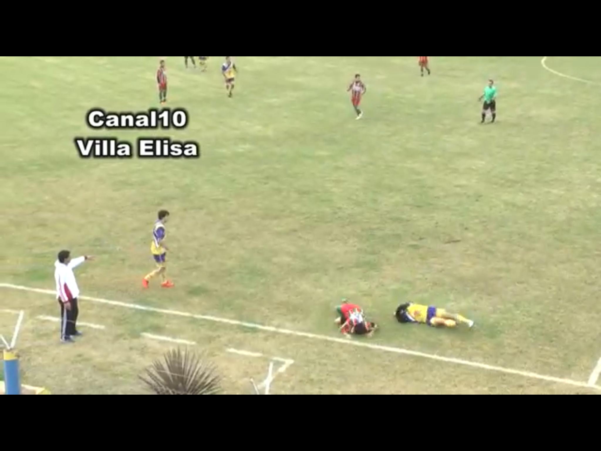Muere futbolista tras rodillazo en la cara