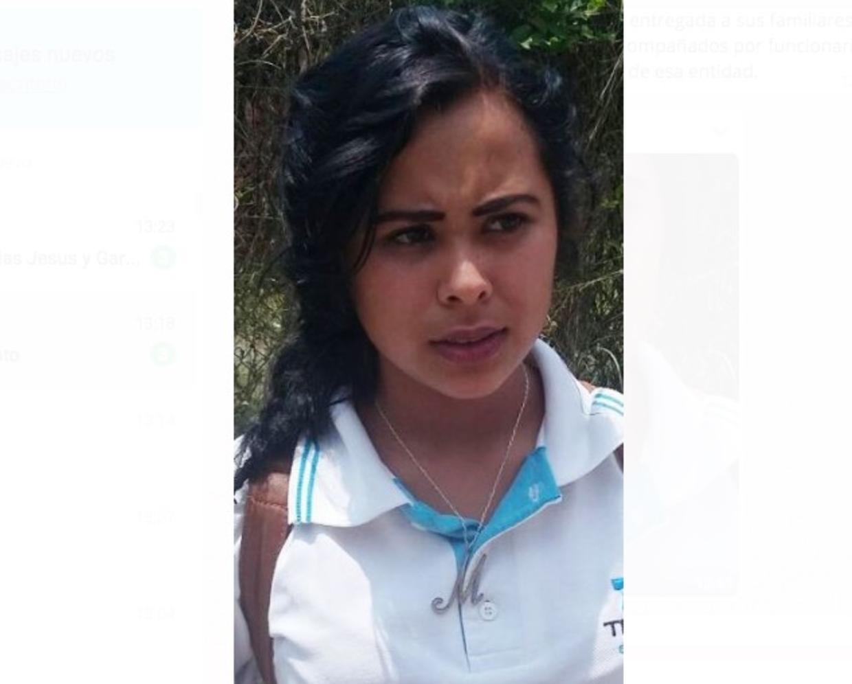Una niña de Aguascalientes escapó de su casa para irse a Tamaulipas