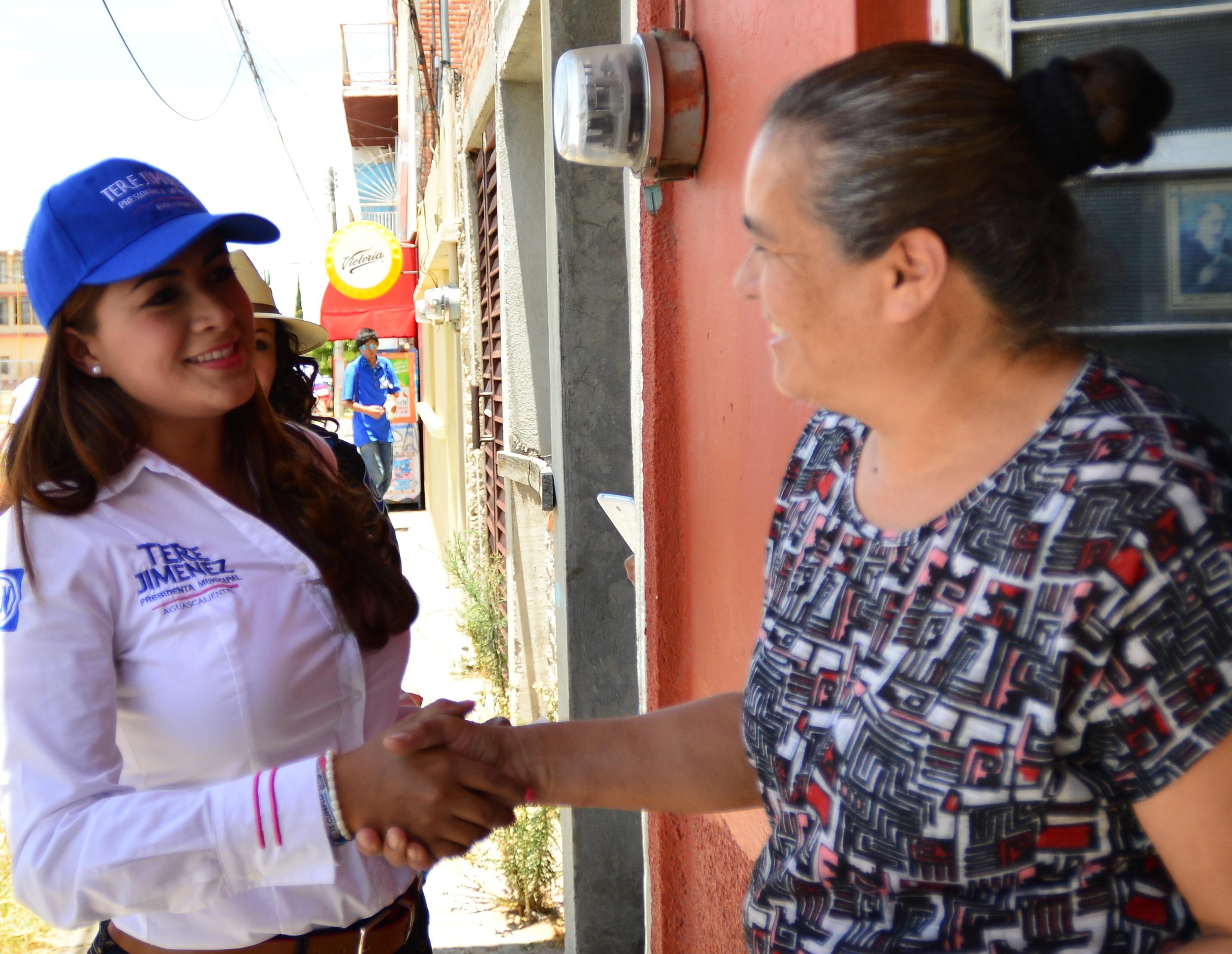 Evolucionaremos las delegaciones municipales: Tere Jiménez