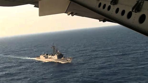 Encuentra ejército egipcio restos del Egypt Air