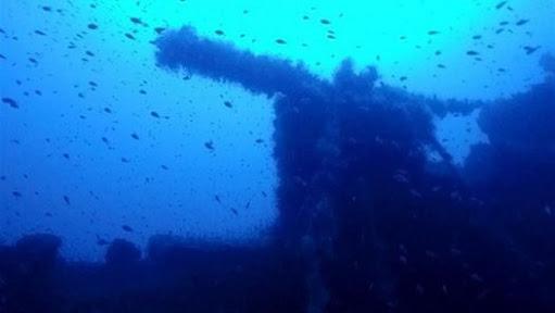 Encuentran posible submarino de la Segunda Guerra con 71 cuerpos en su interior