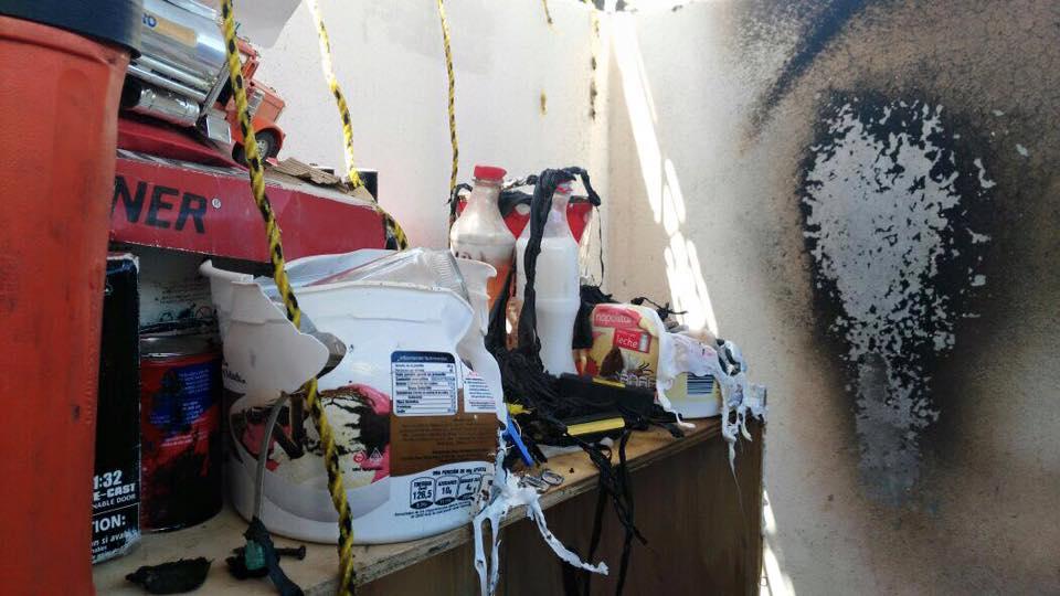 Mascota provoca flamazo en San Gerardo y lesiona a su dueña