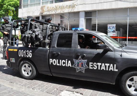 Buscan confinar policías estatales para evitar reincidencia delictiva en Ags.