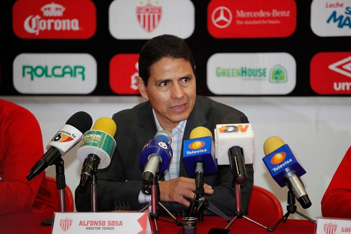 Ya ningún partido es fácil: Alfonso Sosa