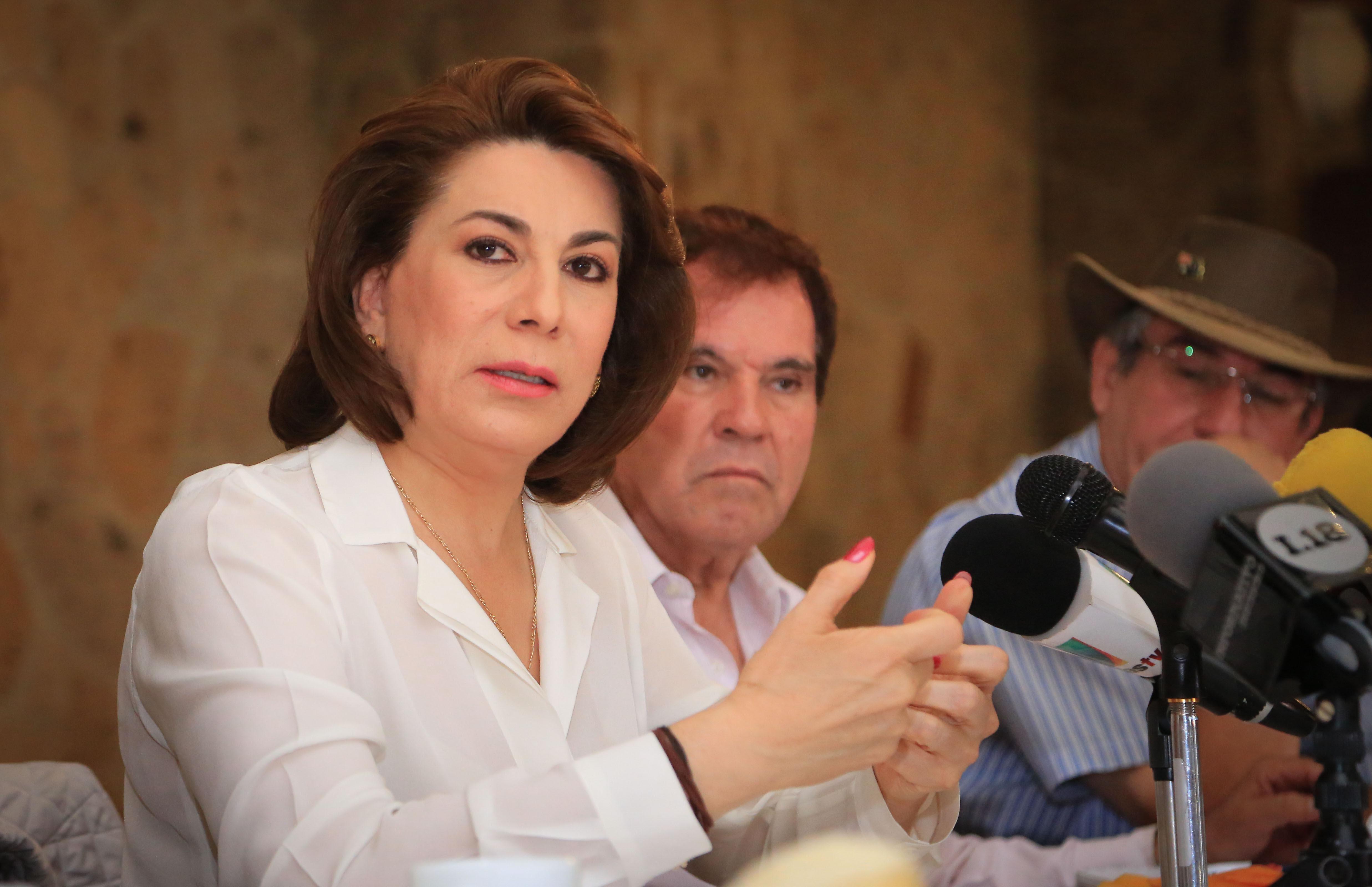 No es un acto desesperado haber impugnado la elección: Lorena Mtz