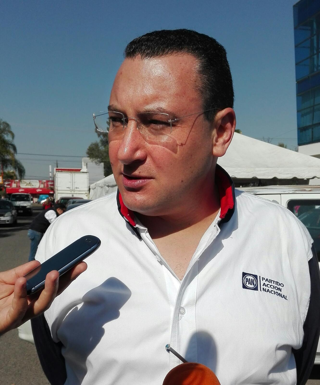 Sin duda el PAN recuperará Los Pinos en 2018: Paulo Martínez