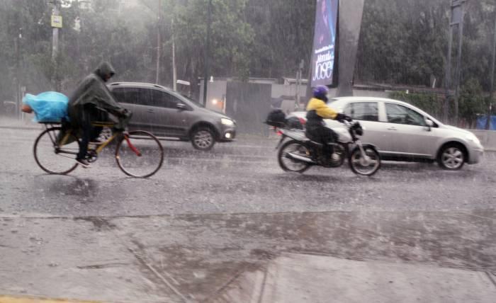 SMN pronostica lluvias para Aguascalientes y Zacatecas