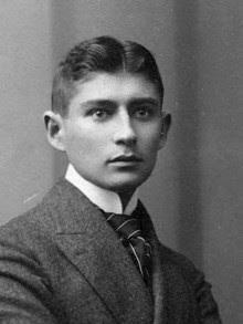 Franz Kafka a 92 años de su muerte