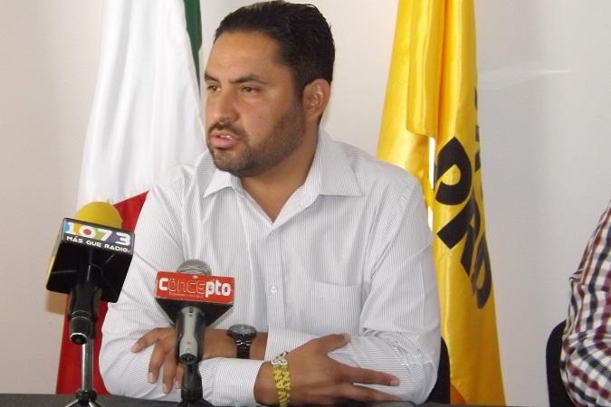 La salida de Agustín Basave no afectará el proyecto del PRD: E. Sánchez Nájera