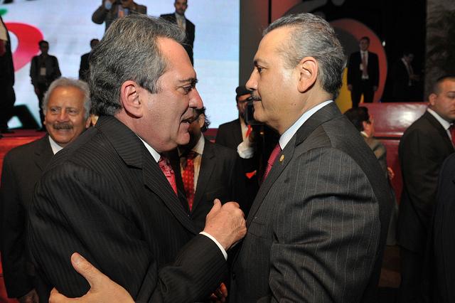 El PRI no está en crisis: Carlos Lozano