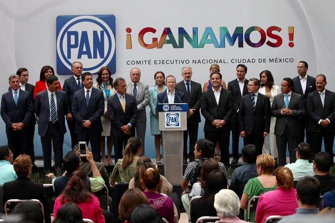 No hay duda en las 7 gubernaturas obtenidas por el PAN: Anaya